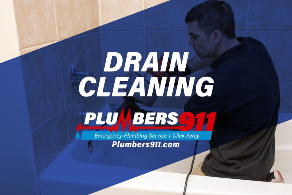 Plumbers 911 - Emergency Plumbing Services - Drain Cleaning
